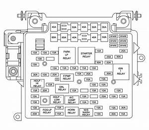 2006 Chevy Silverado Fuse Box Diagram