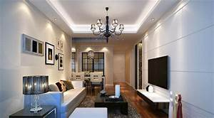 Modern ceiling design for small living room for Ceiling designs for living room of apartment