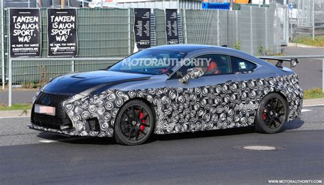 2020 Lexus Rc F Track Edition 0 60 by 2020 Lexus Rc F Track Edition Set For 2019 Detroit Auto Show