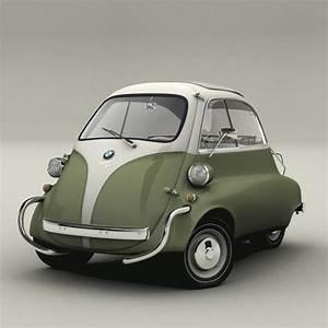 Isetta, el coche huevo