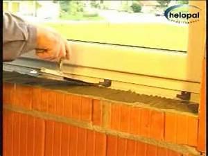 Fensterbank Einbauen Mörtel : montagevideo helopal innenfensterbank mit m rtelbett youtube ~ Yasmunasinghe.com Haus und Dekorationen