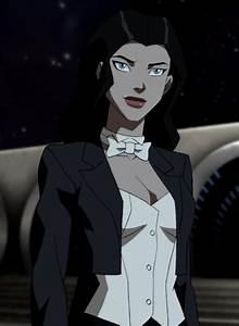 Zatanna Zatara (Earth-16) - DC Comics Database