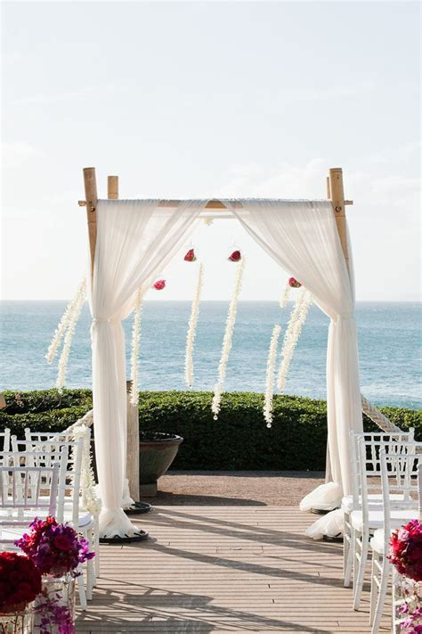 1000 Images About Wedding Arches On Pinterest Maui