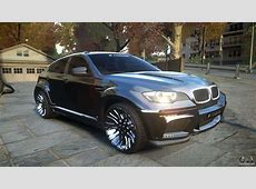 HAMANN BMW X6 2011 Tycoon EVO M v10 TSE for GTA 4