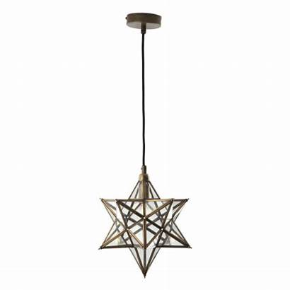 Pendant Ceiling Lighting Dar Ilario Brass Antique