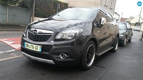 achat opel mokka  doccasion pas cher