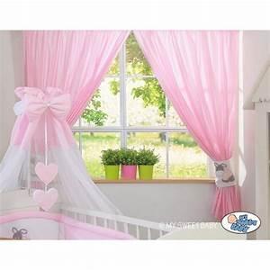 Embrasse Pour Rideaux : rideaux avec embrasse motif ne linge pour chambre de b b ~ Teatrodelosmanantiales.com Idées de Décoration