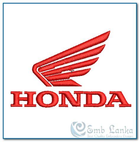 honda motorcycle logos honda motorcycle logo embroidery design emblanka com