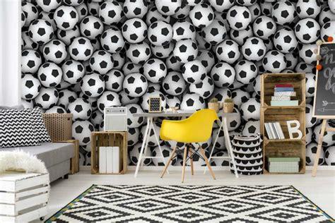papier peint original chambre ado ballons de izoa