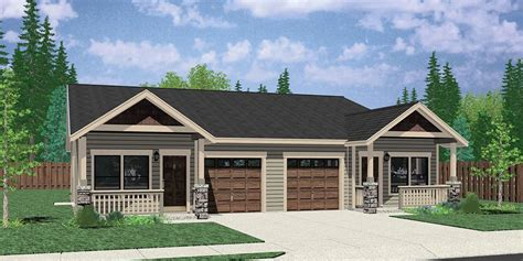 House front color elevation view for D 611 Designed for