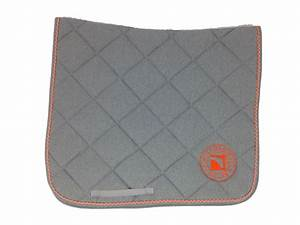 childeric tapis dressage gris orange childeric sellier With tapis gris orange