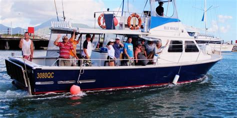 Fishing Boat Charters Cairns by Cairns Reef Fishing