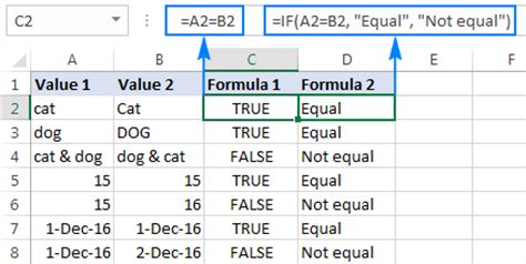 Excel Vba Compare Values In Two Cells  How To Pare Two Columns And Return Values From The Third