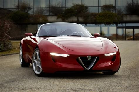 Alfa Romeo Car : Alfa Romeo's 2010-2014 Product Plans Include New Giulia