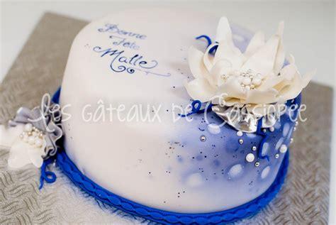 Blue Birthday Cake Cakecentralcom
