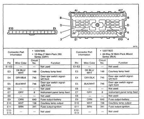 Wiring Diagram For Under The Dash Lstech Camaro