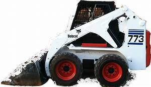 Bobcat 773  773 High Flow  773 Turbo Loader Factory