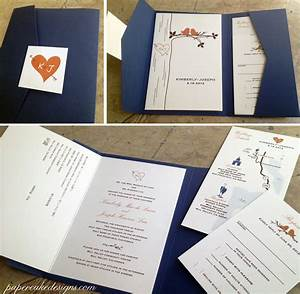 Diy print assemble wedding invitations papercake designs for Pictures of diy wedding invitations
