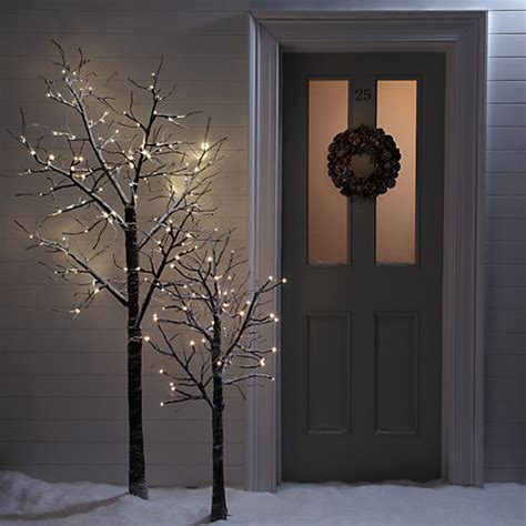 modern lighted christmas tree beautiful modern outdoor christmas tree with lights for