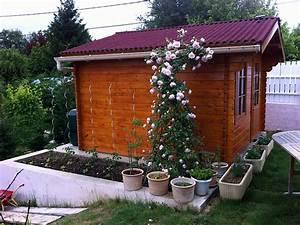 Sur Quoi Poser Un Abri De Jardin : etanch it abri de jardin 14 messages ~ Dailycaller-alerts.com Idées de Décoration