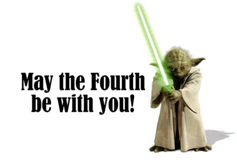 Happy Star Wars Day - Granite Grok