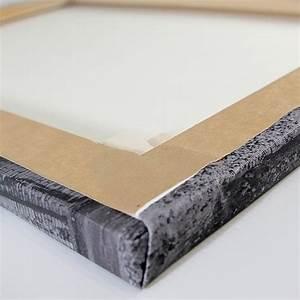 Chassis Pour Toile Tendue : tableau triptyque personnalis sur toile canvas chassis bois 80 x 80 cm ~ Teatrodelosmanantiales.com Idées de Décoration