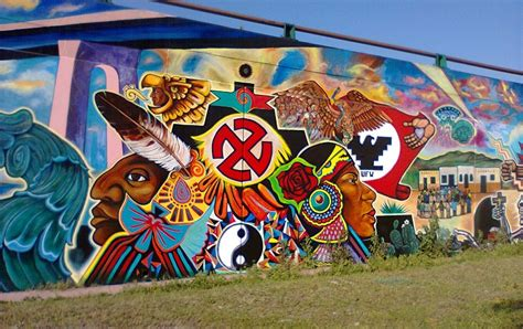 Chicano Park Murals Meanings chicano park the cult of aztl 225 n stop obama now