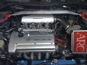 Toyota 4age Engine