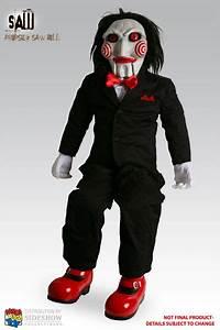 Jigsaw Puppet Prop Replica - Medicom Toy ...