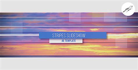 Aftet Effects Templates Nulled by Stripes Slideshow Nulled Download