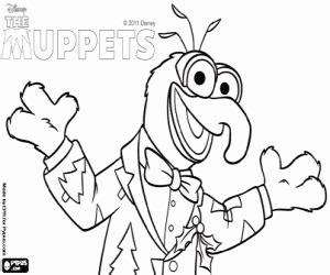 ausmalbilder muppet malvorlagen