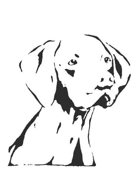 Image result for vizsla clipart outline | Dog tattoos, Dog outline, Vizsla