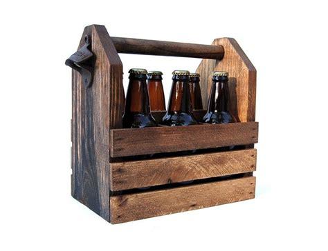 build wooden  pack holder google search bottle