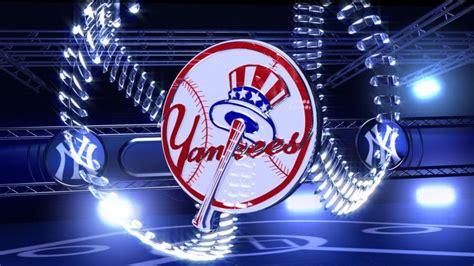 New York Yankees Logo Wallpapers Ny Yankees Screensavers And Wallpaper Wallpapersafari