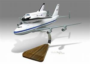 Boeing 747-100 with Space Shuttle Model Space, NASA ...