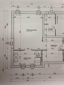 Implantation Salle De Bain : optimisation de salle de bains en construction ~ Dailycaller-alerts.com Idées de Décoration