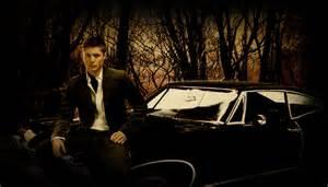 Jensen Ackles Supernatural Car