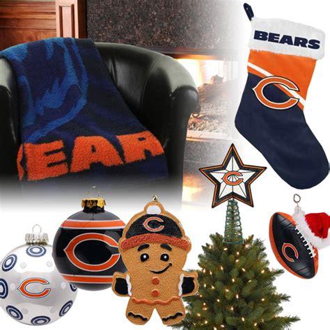 chicago bears christmas ornaments chicago bears christmas