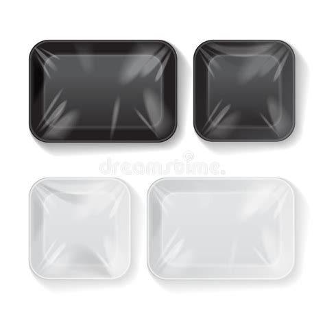 Be the first to review plastic tray vacuum food mockup cancel reply. Set Of Blank Black And White Styrofoam Plastic Food Tray ...