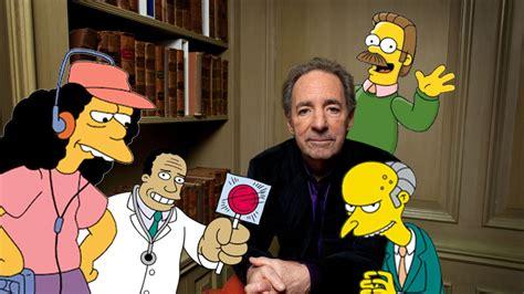 foto de The Simpsons Fires Mr Burns: Harry Shearer Claims He s
