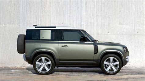 jeep defender 2020 2020 land rover defender modernizes a classic roader