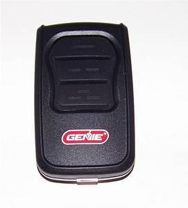 Programming Genie Garage-door Opener Remotes