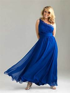 Royal blue bridesmaid dresses plus size ipunya for Royal blue wedding dresses plus size