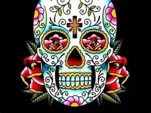Tete De Mort Mexicaine Dessin : t te de mort t te de mort mexicaine youtube ~ Melissatoandfro.com Idées de Décoration