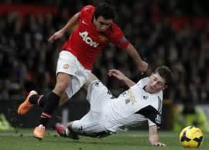 Manchester United Defender Rafael da Silva Misses Training ...
