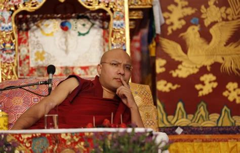 buddhism and the environment being content to live with less karmapa foundation europe