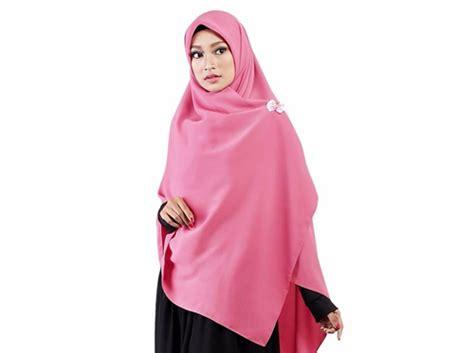 jenis jenis jilbab larista hijab