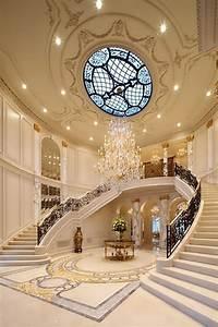 grand foyer | Dream Home | Pinterest