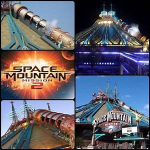 Space Mountain Mission 2 Train (page 3) - Pics about space