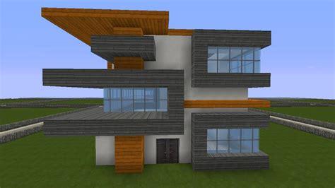 Minecraft Moderne Häuser Zum Nachbauen by Minecraft Moderne Villa Zum Nachbauen